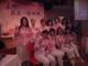 夢幻的粉紅色會場讓辛苦的媽媽們回到少女時代的「公主夢」